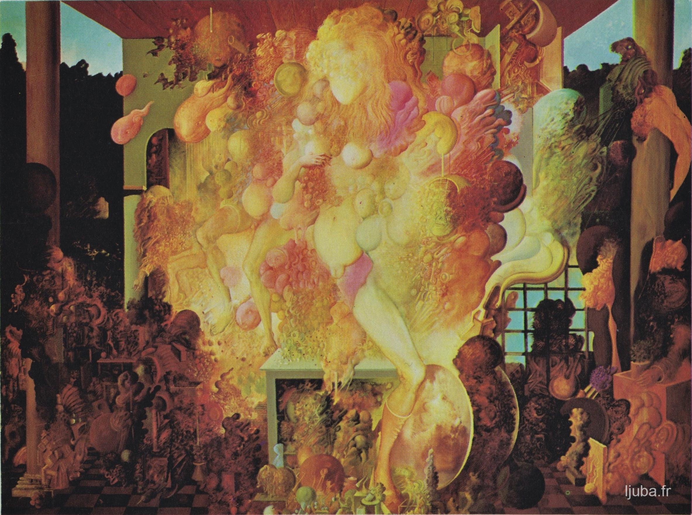 Ljuba Popovic - L'ange de la perversité, 1968-67