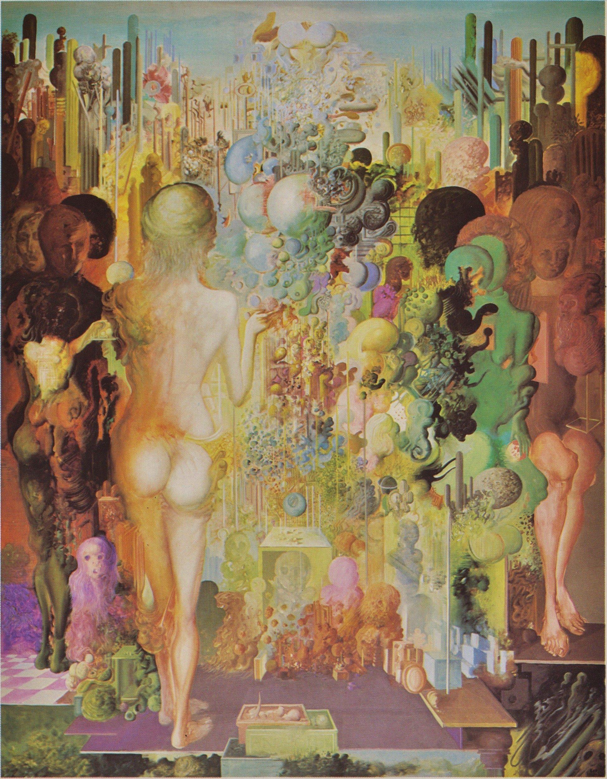 Ljuba Popovic - La création des androïdes, 1970
