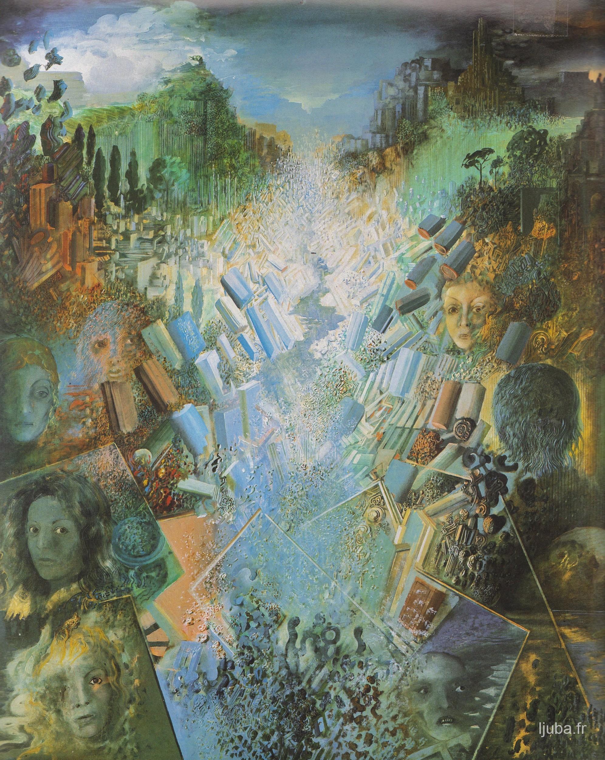 Ljuba Popovic - 1983-82, Tajna memorije