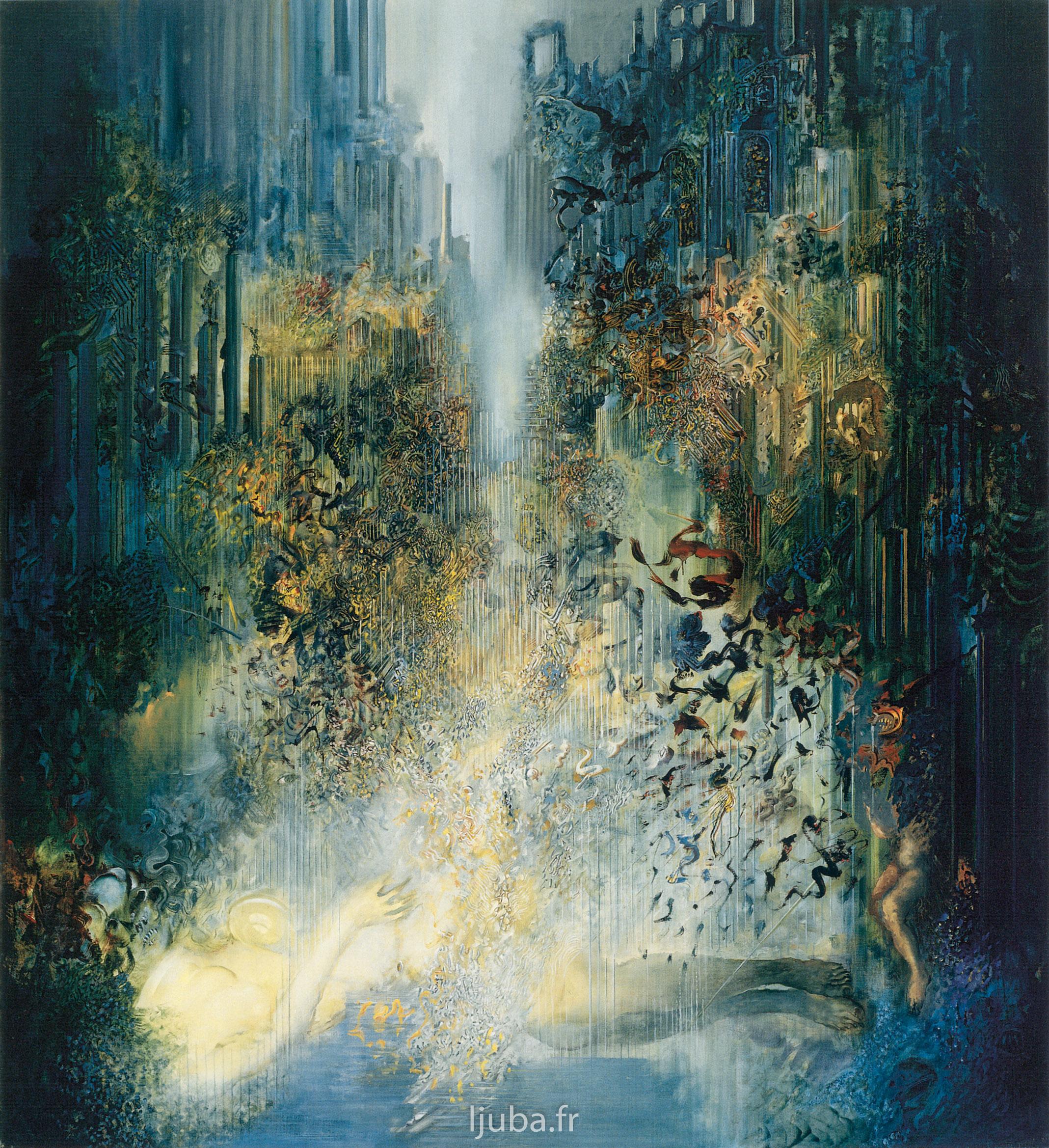 Ljuba Popovic - Lavirint apokalipse, 1989-88