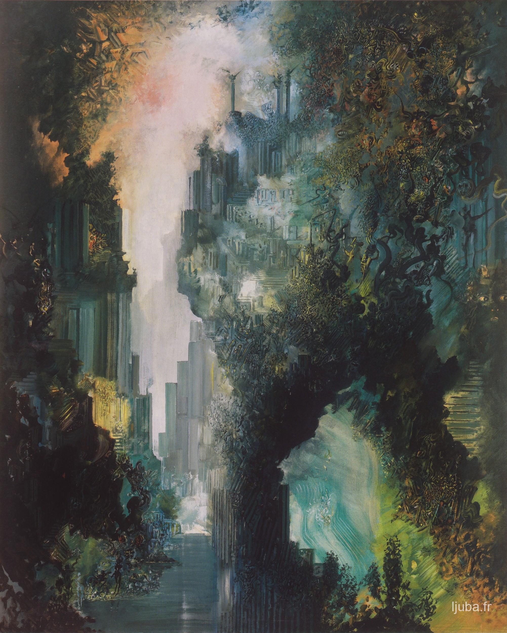 Ljuba Popovic - 1991, Les élixirs de vie