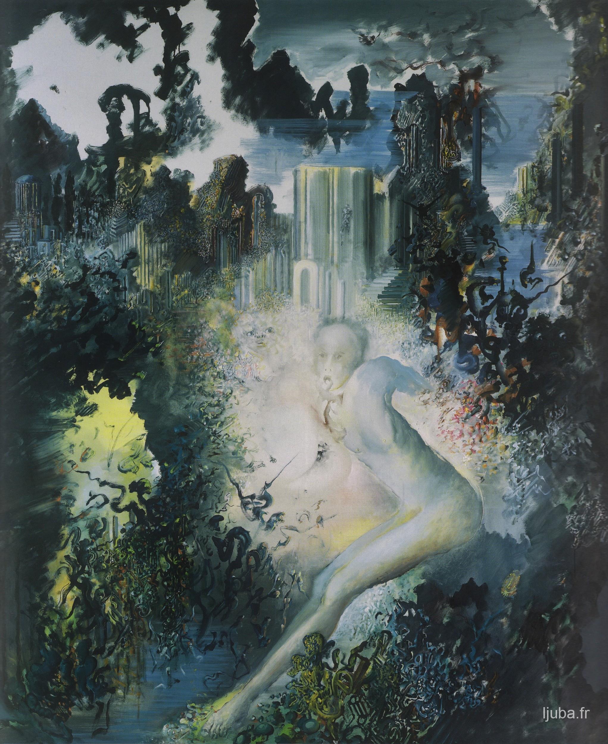Ljuba Popovic - 1992-91, Cauchemar II, Le réveil