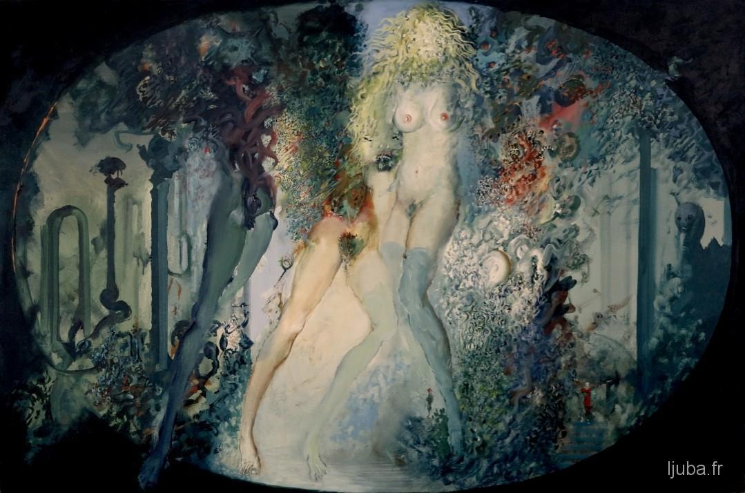 Ljuba Popovic - 1995, Le rêve d'un garçon au bord de Rivière