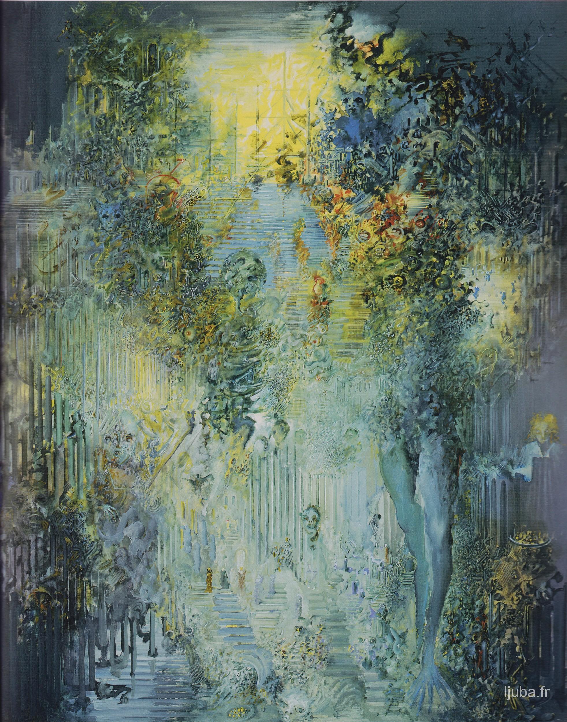 Ljuba Popovic - 2000-98, Les vaisseaux fantômes