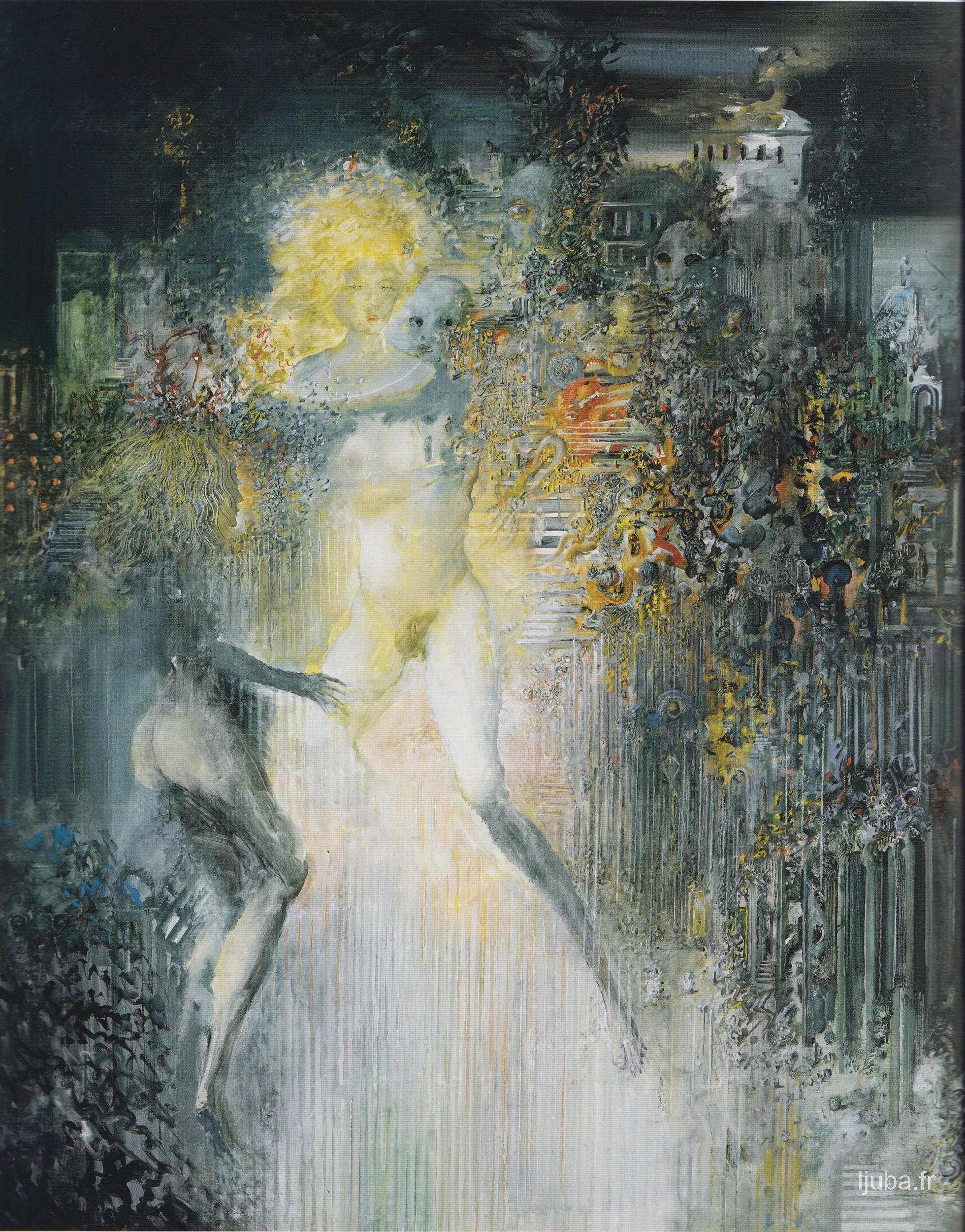 Ljuba Popovic - 2002-99, Ponor za anđela
