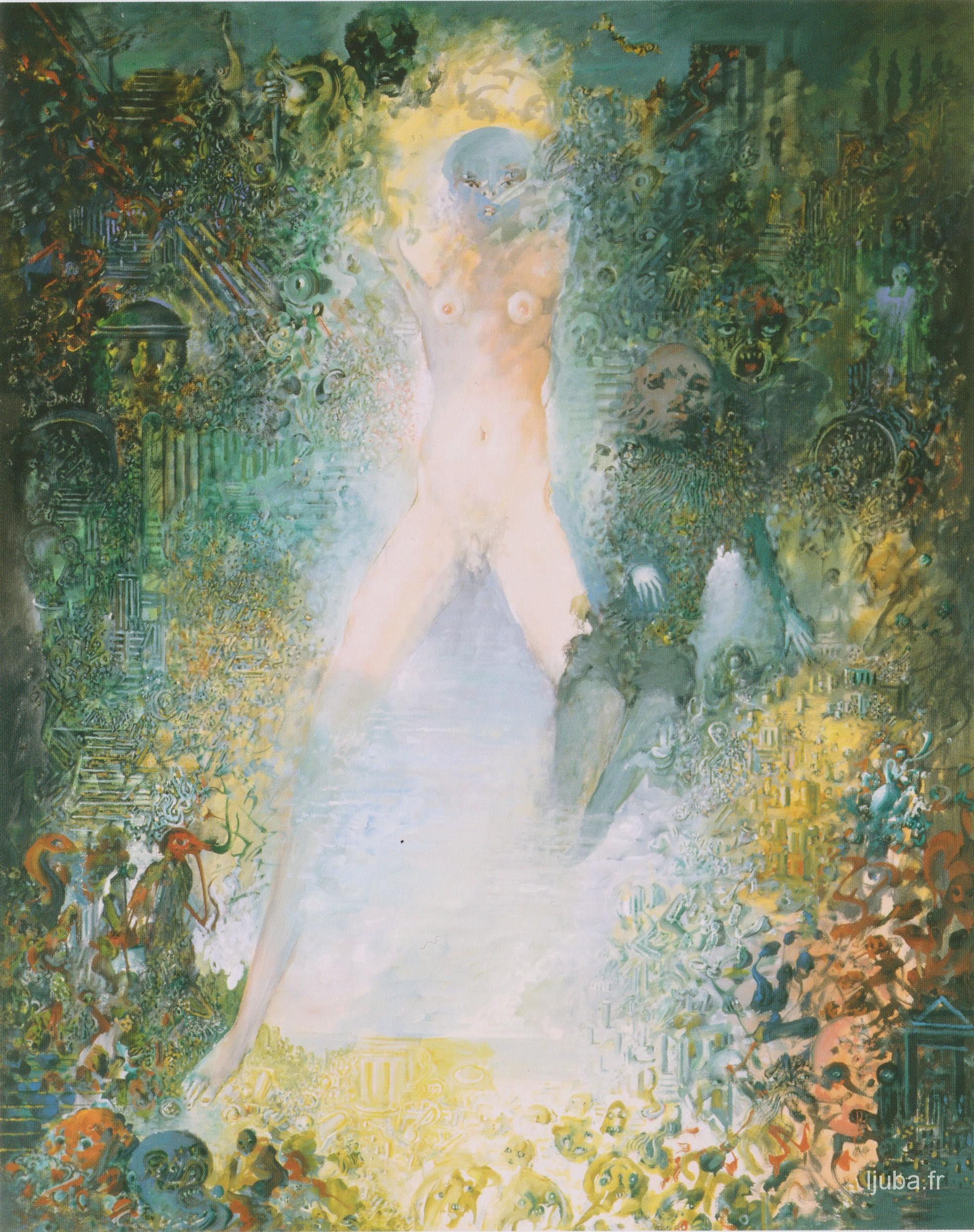Ljuba Popovic - 2004-03, Sejšeli ili Izgubljeni raj