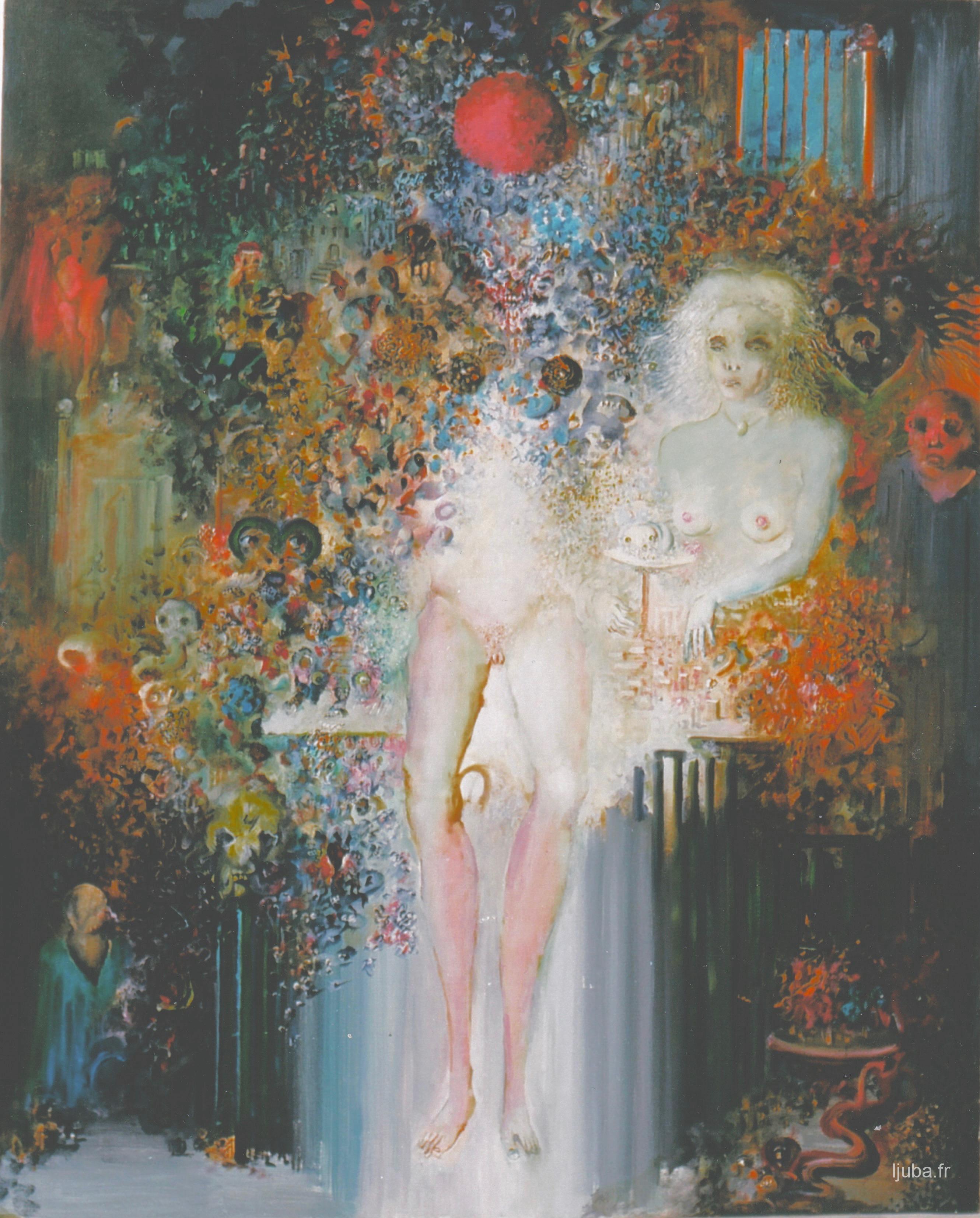 Ljuba Popovic - Isparenje, 2009-08