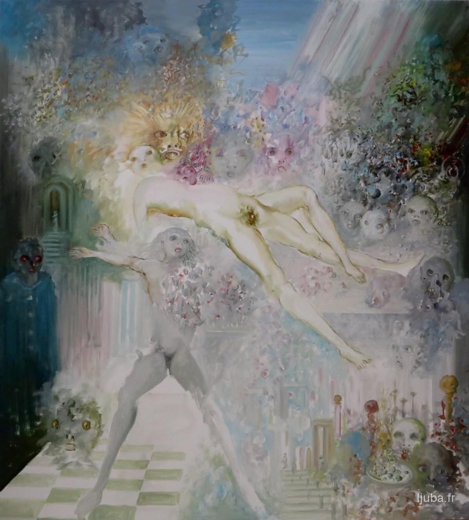 Ljuba Popovic - Izuzetnost đavoljeg dejstva na tela, 2010
