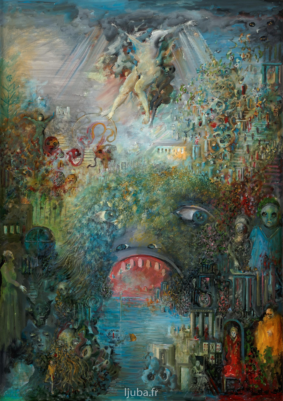 Ljuba Popovic - 2011, La Bouche de l'Enfer