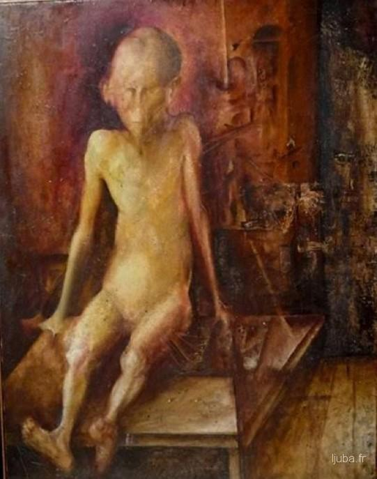 Ljuba Popovic - 1958, Etude (Pedjica)