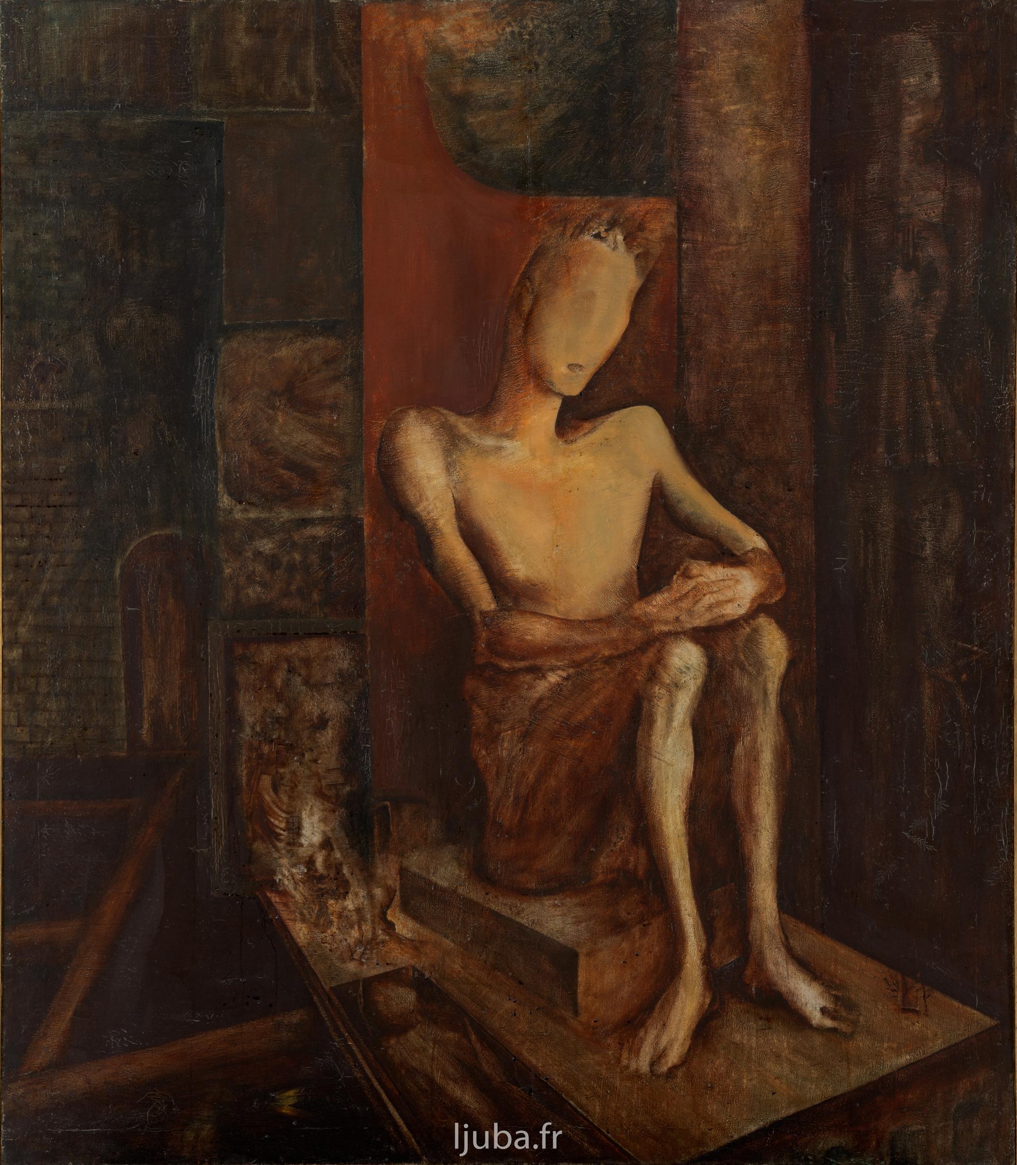 Ljuba Popovic - 1959, Le gardien de la coupole