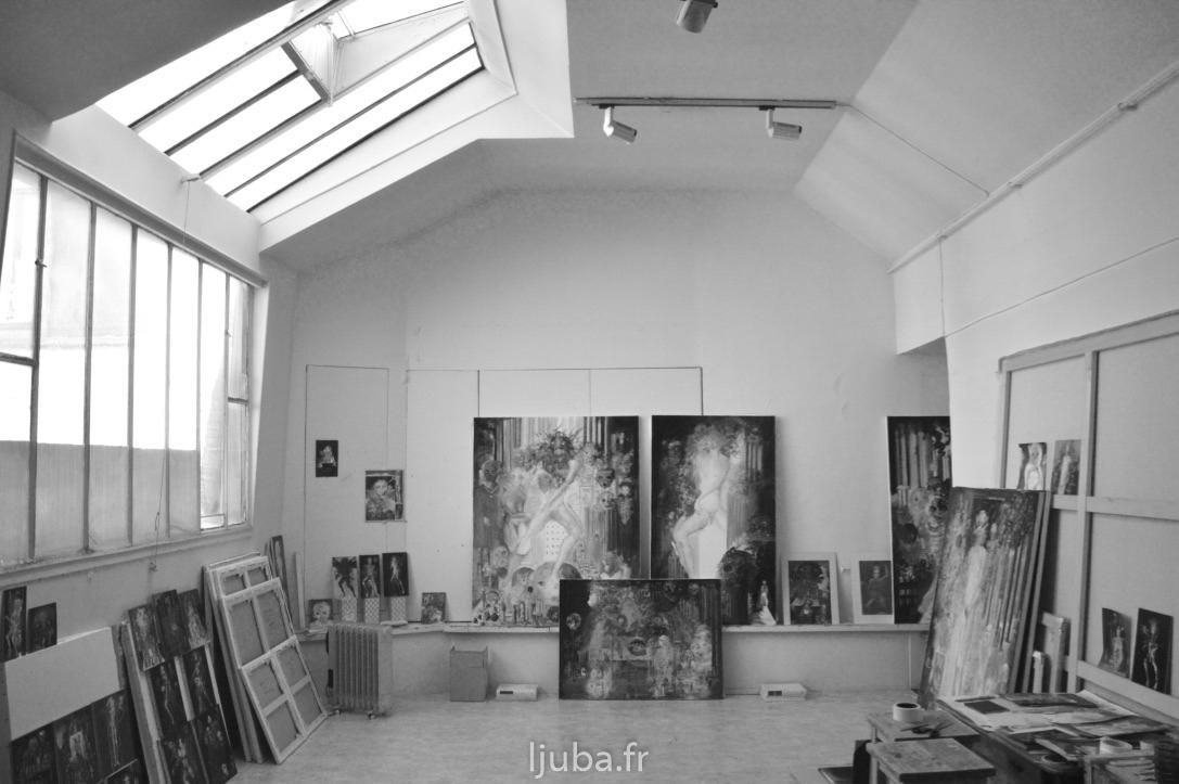 2016., Atelje bez Ljube, novembar 2016_
