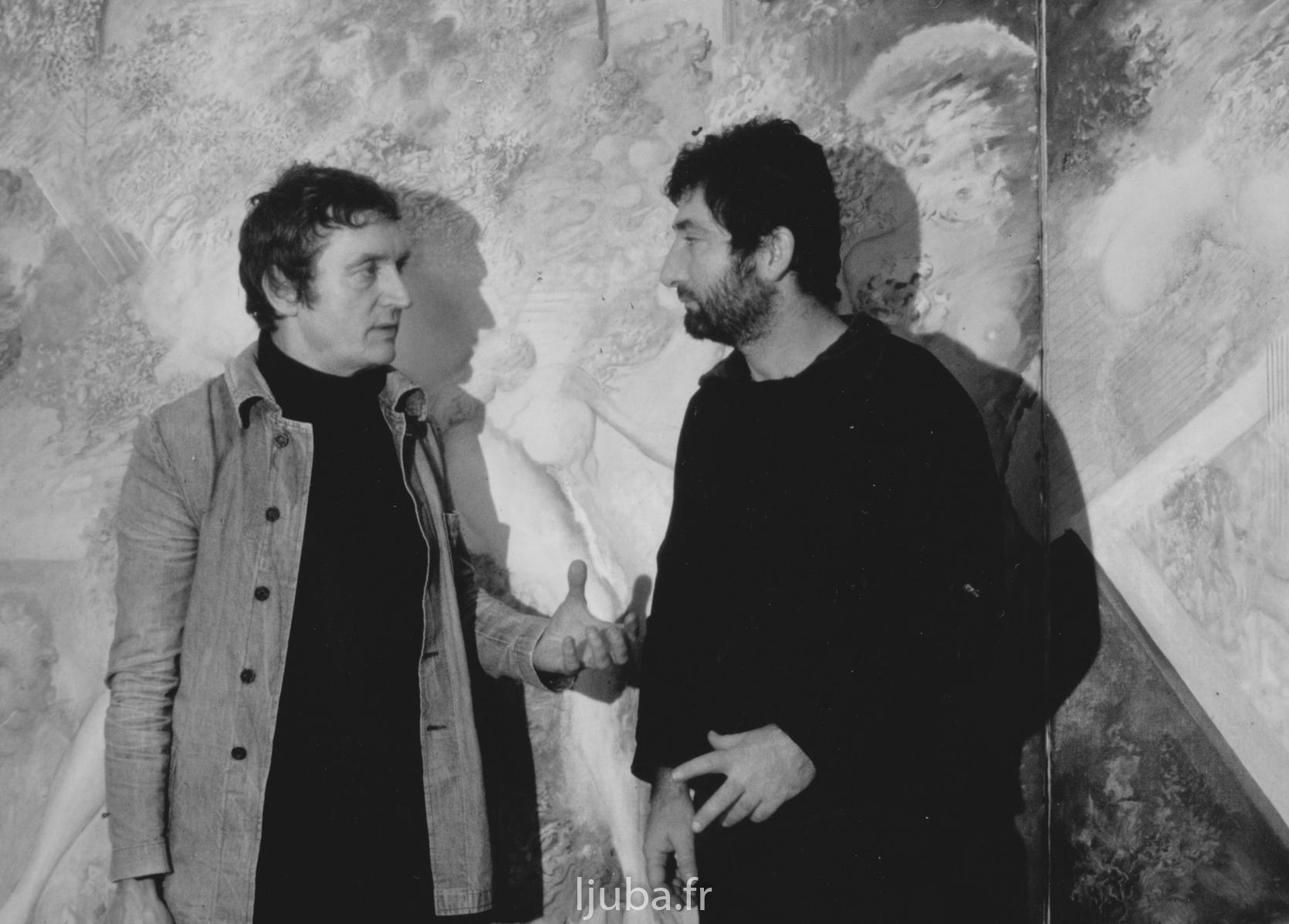 42. 1979. Ljuba i Valerijan Borovščik, 1977_