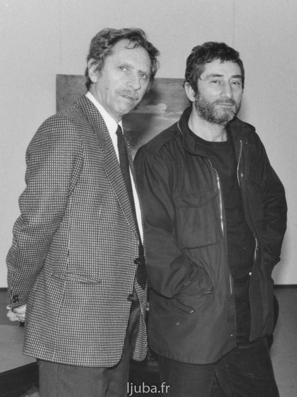 51. 1984., Ljuba i Emil Veraneman_