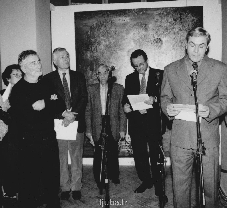 79. 2003., Otvaranje izložbe u Subotici_