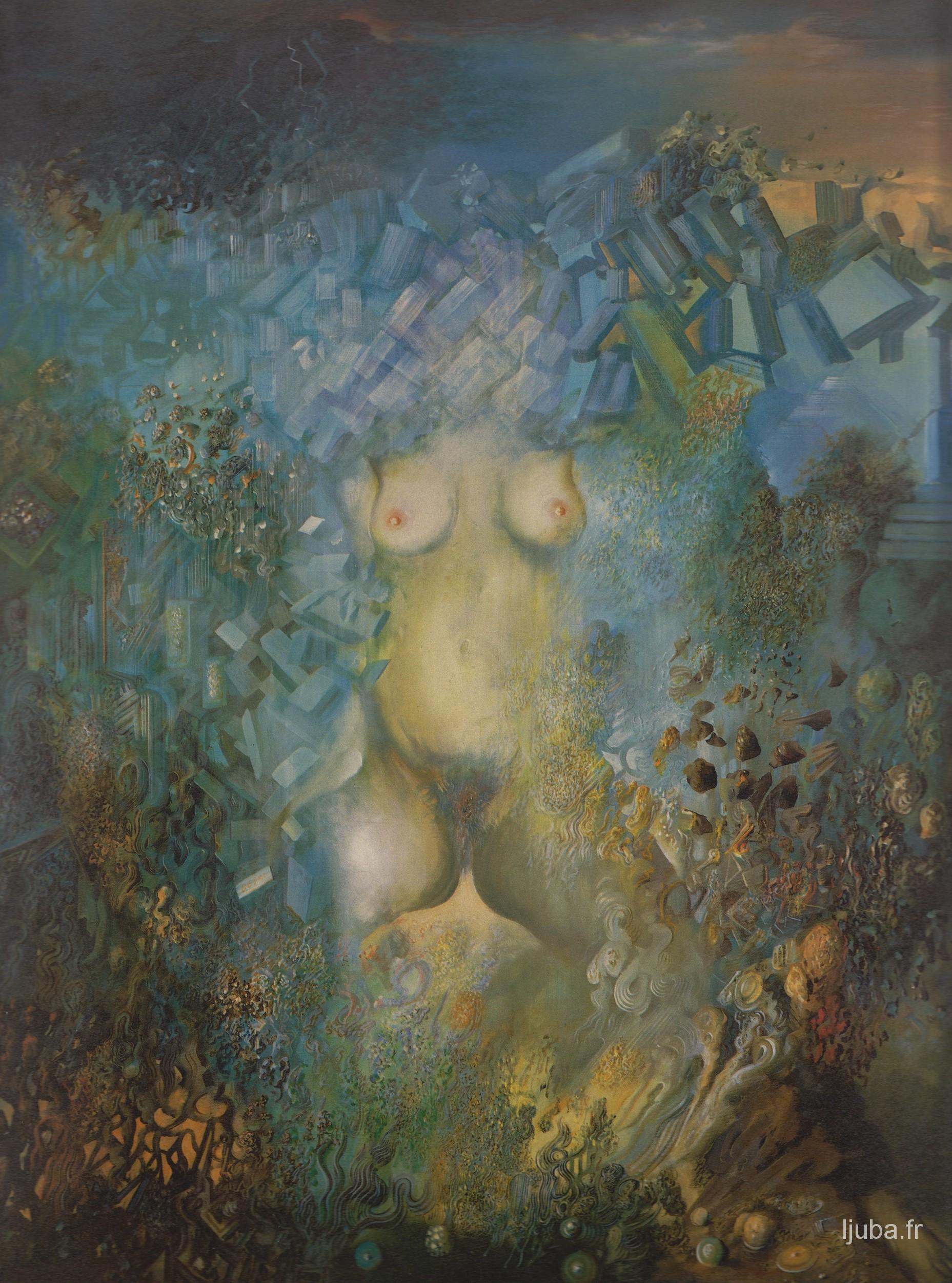 Ljuba Popovic - Trois points, 1980