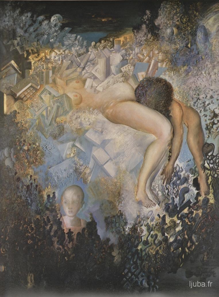 Ljuba Popovic - La lumière bleue, 1981-80