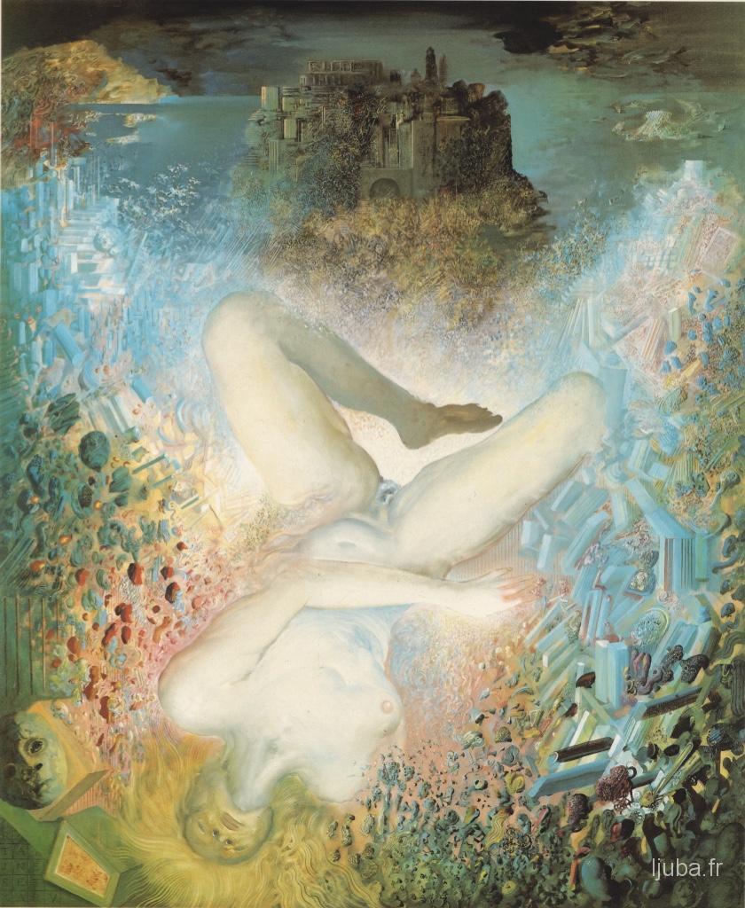 Ljuba Popovic - L'extase, 1982-81