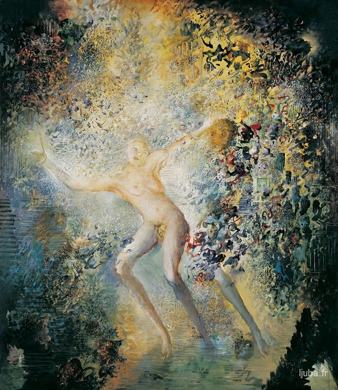 Ljuba Popovic - 1998-97, Misterija pod punom svetlošću