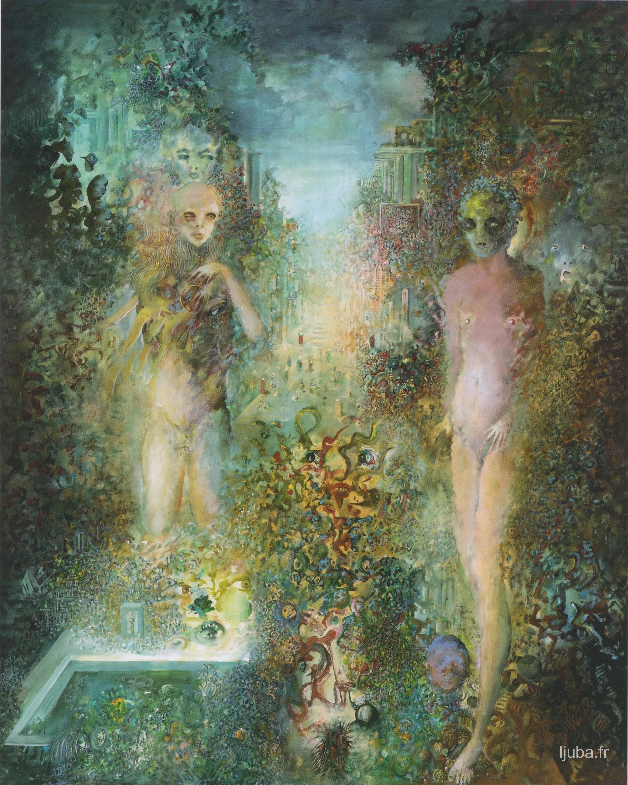 Ljuba Popovic - 2005, Cvetanje strasti