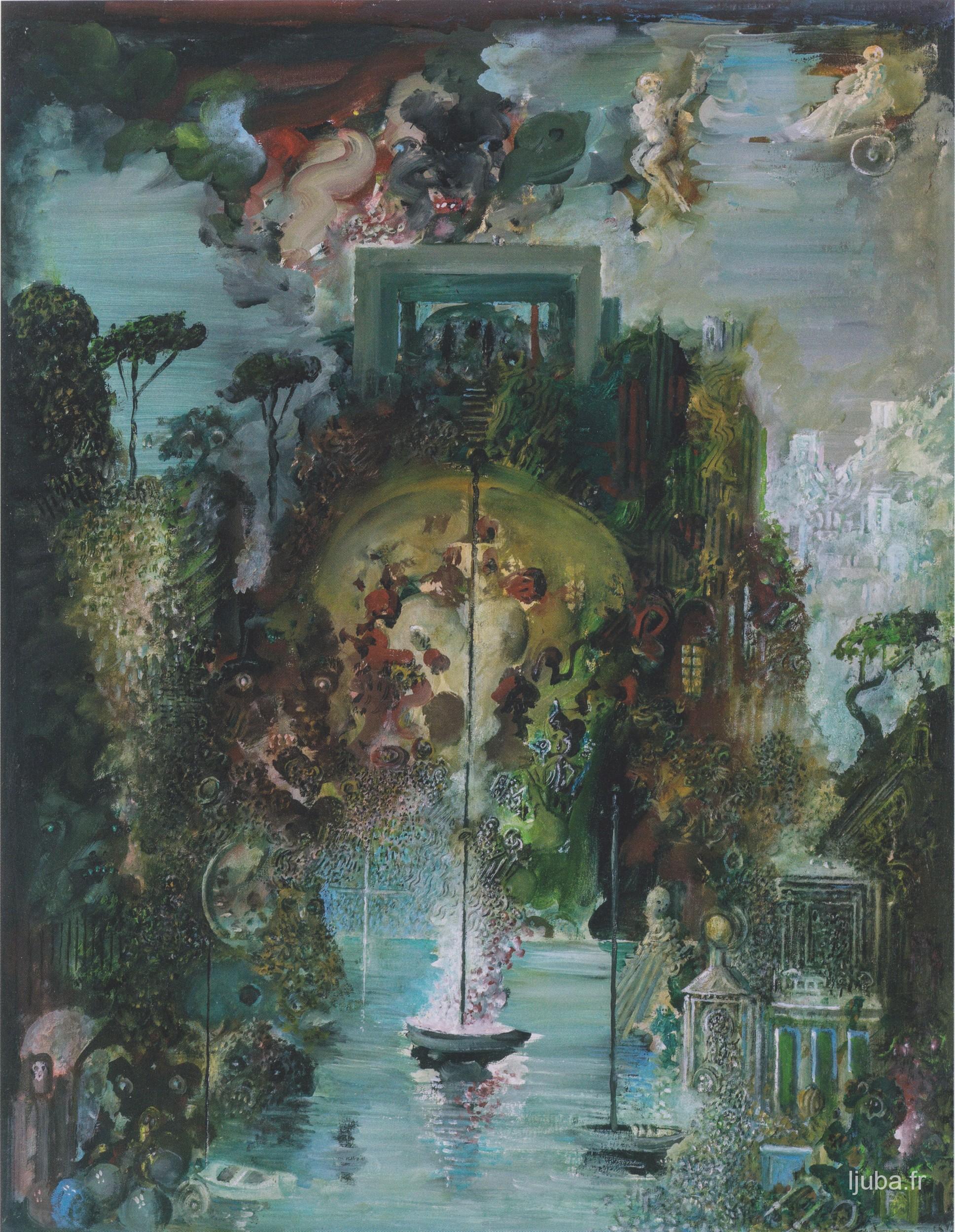 Ljuba Popovic - 2006, Zaliv žrtvovanja