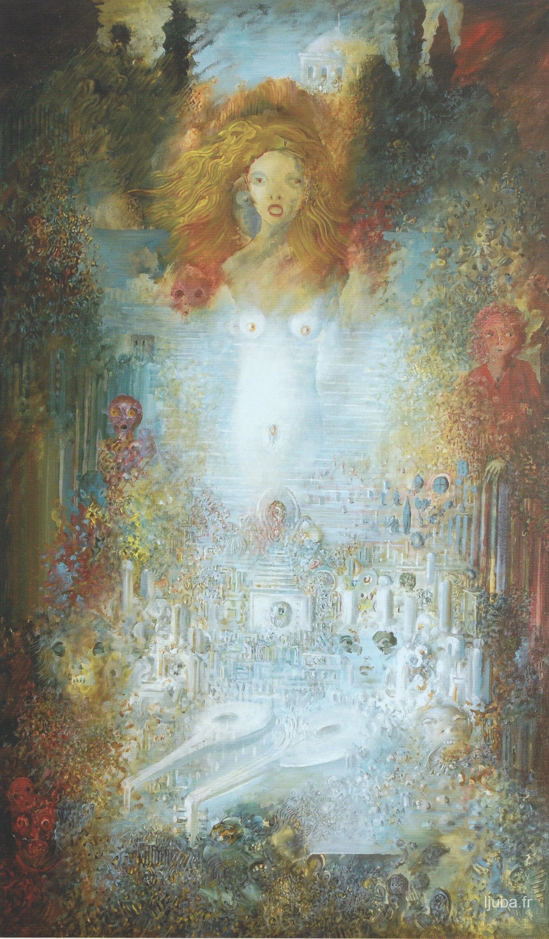 Ljuba Popovic - 2007, U čast Gistava Moroa