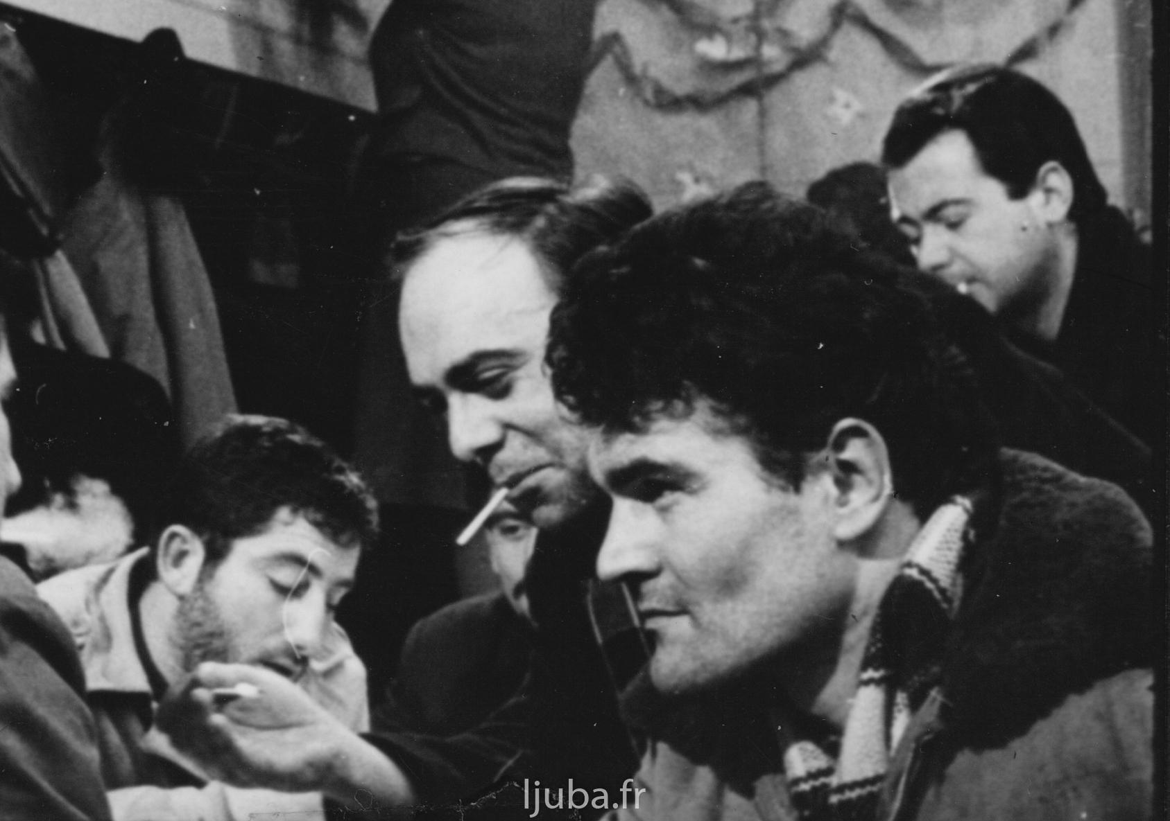 25. 1966., Ljuba i Leonid Šejka iz vremena snimanja filma Povratak_