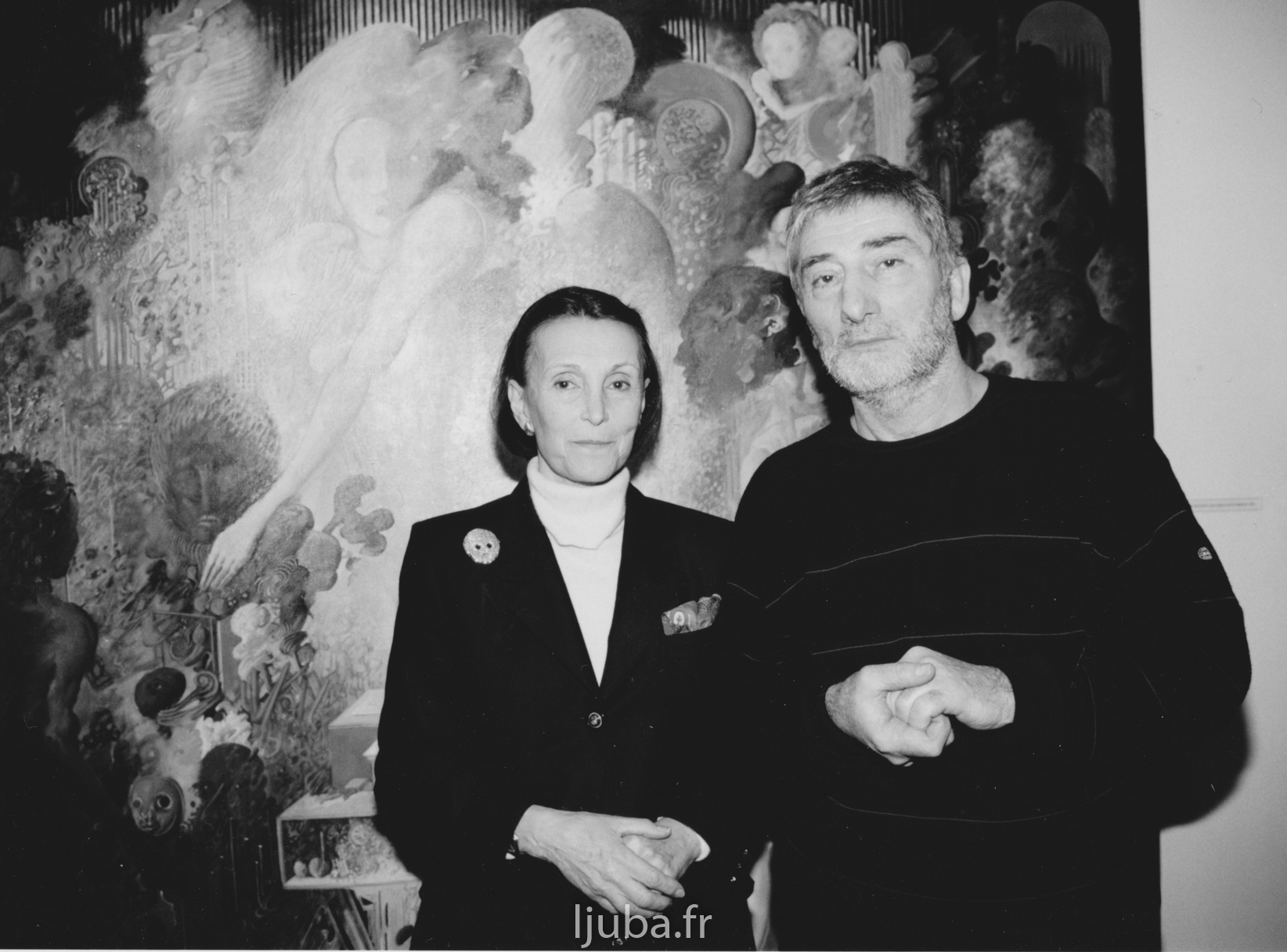 69. 1998., Ljuba i Tesa Erold_