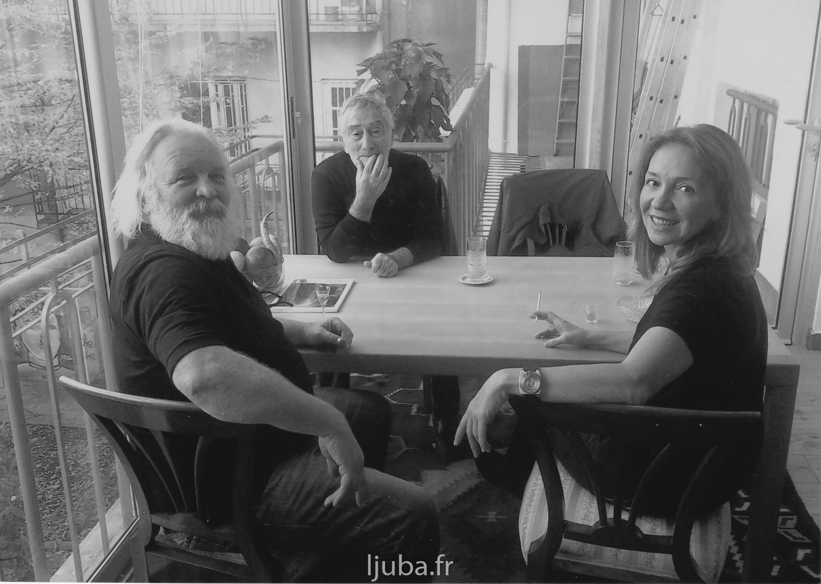 99. 2013., Ljuba, Draža i Marijana_